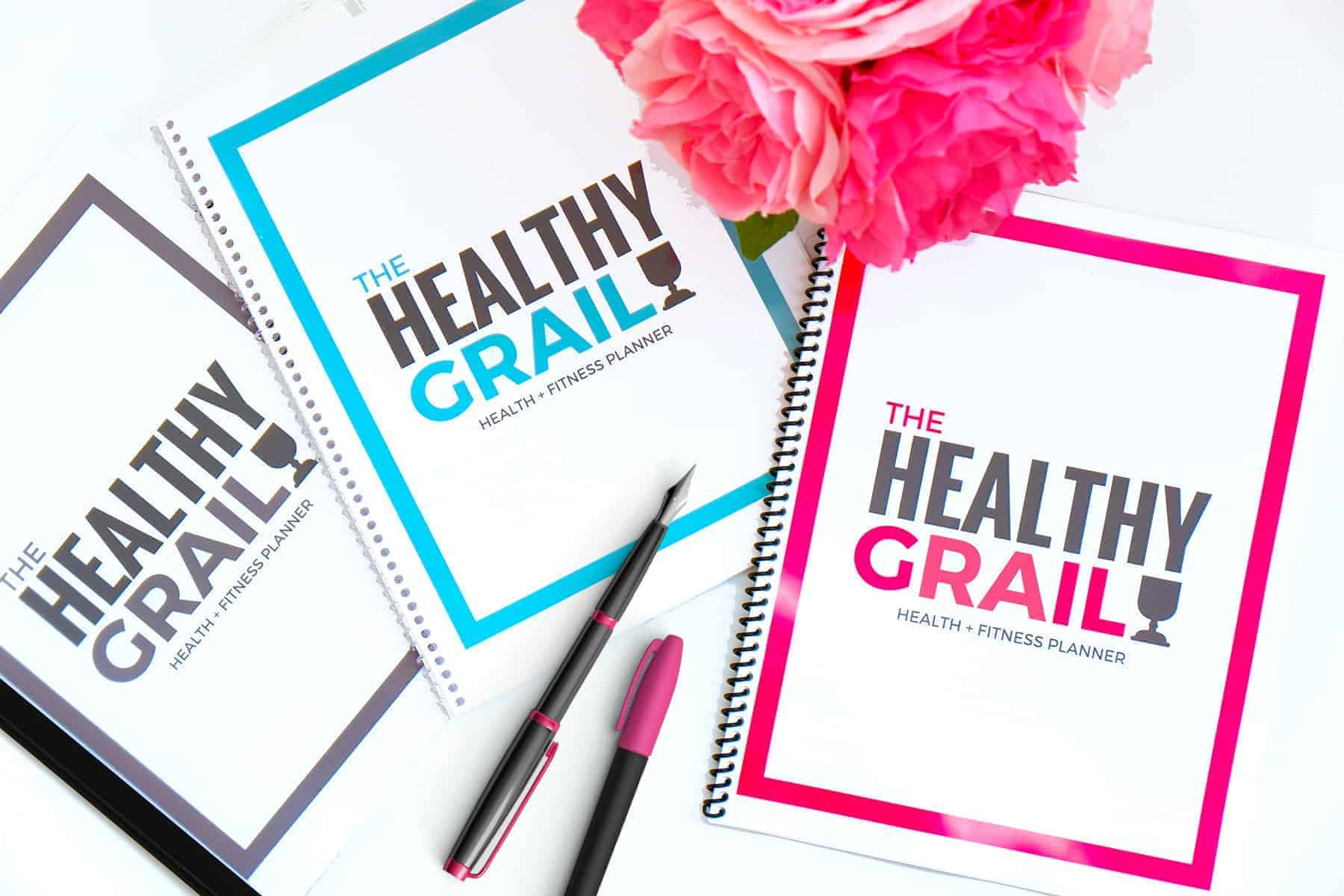 the healthy grail health and fitness planner randa derkson