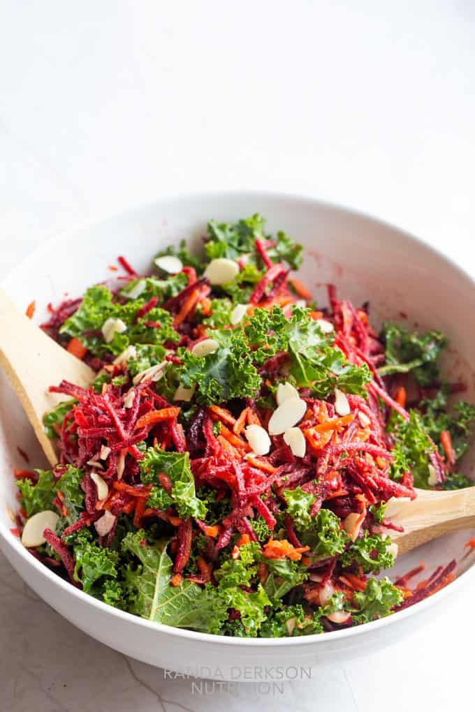 beet carrot salad