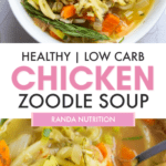 chicken zoodle