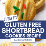 21 day fix gluten free shortbread muffins