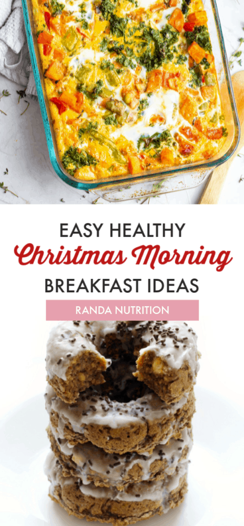 easy healthy christmas breakfast recipes