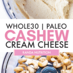 whole30 cream cheese