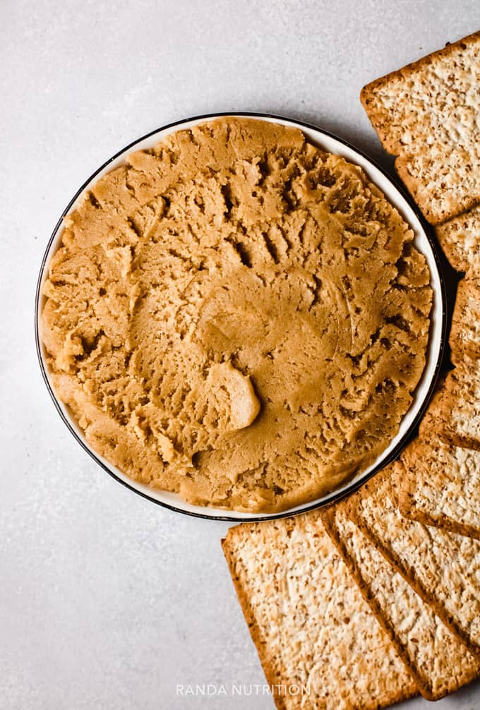 gingerbread dip recipe