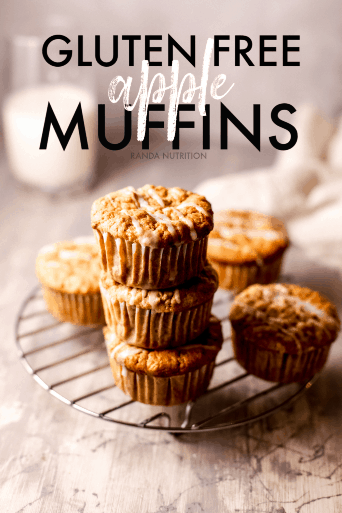 gluten free apple muffins recipe