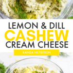 dairy free cashew cheese