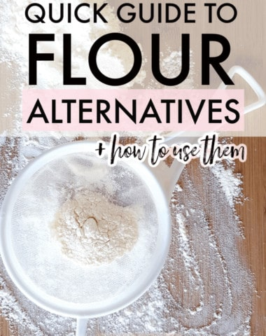 alternative flours