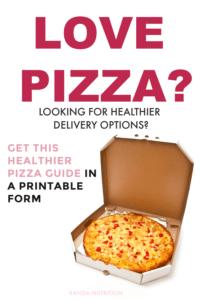 healthy pizza deliver