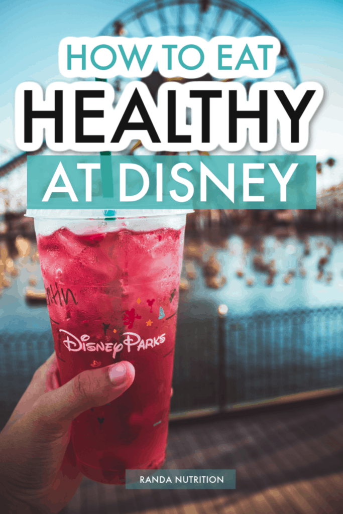 healthy disney tips