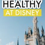 Disneyworld healthy eating tips
