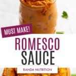 best romesco sauce ever