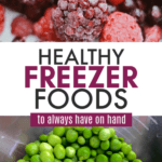 healthy freezer food ideas