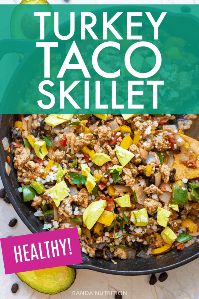 turkey taco skillet recipe