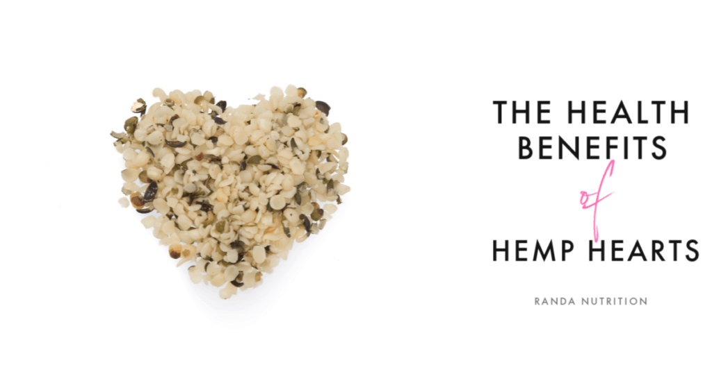 health benefits of hemp hearts