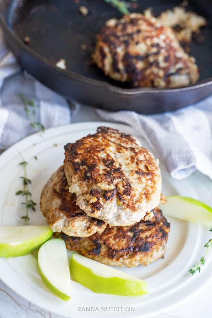 healthy chicken sausage recipe