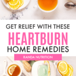 heartburn relief home remedies