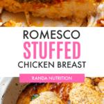 Romesco Sauce Chicken Breasts