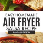 Air Fryer Salsa