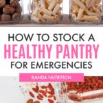 emergency pantry
