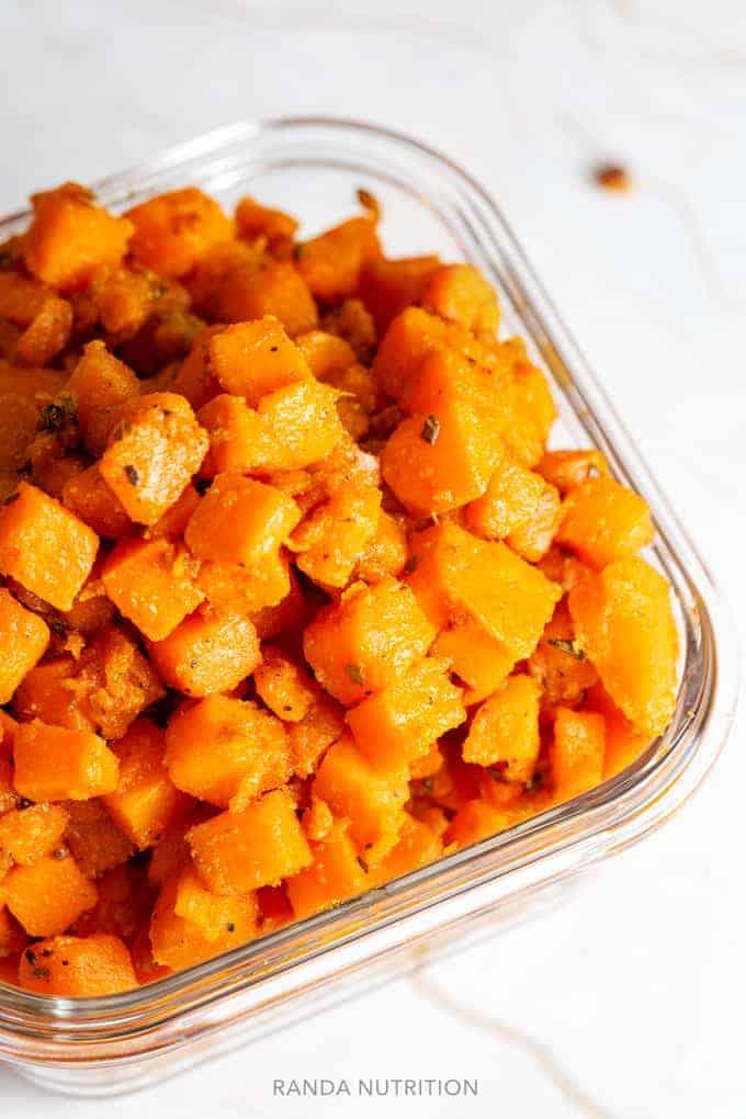 Whole30 yam hashbrowns recipe