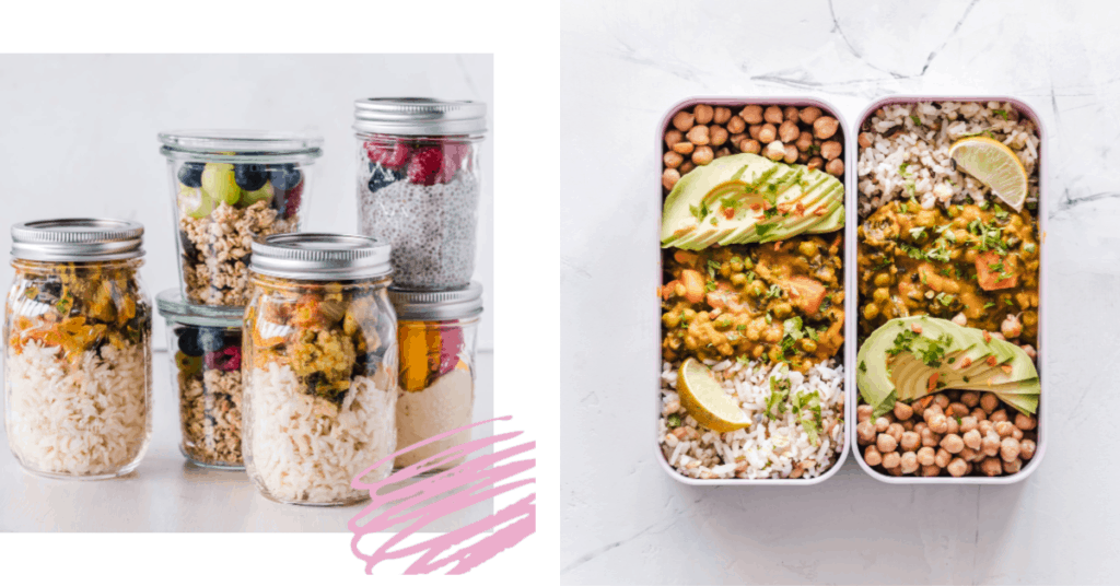 meal prep examples