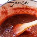 paleo strawberry rhubarb sauce