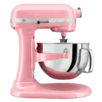 pink kitchenaid stand mixer