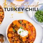 butternut squash chili