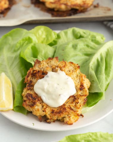 whole30 crab cakes recipe