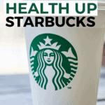 healthy starbucks