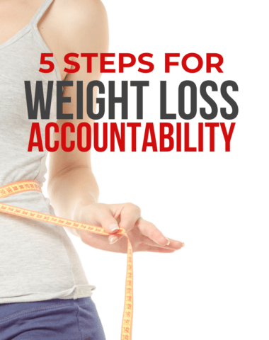 weight loss accountability ideas