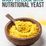 what to cook with nutritional yeast