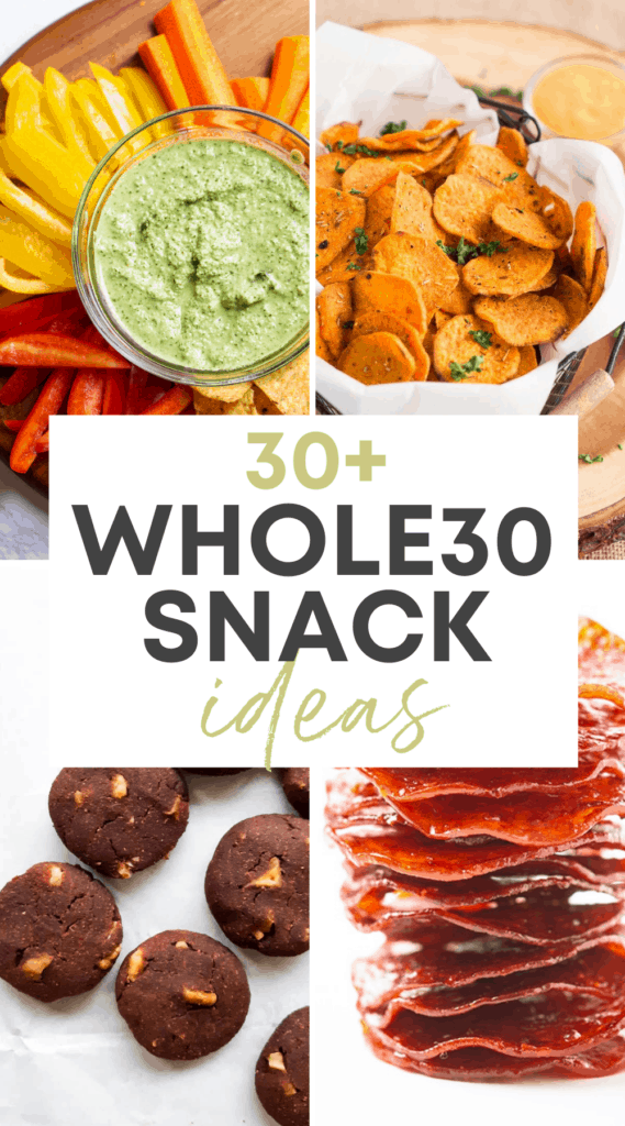whole30 snacks