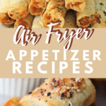 easy air fryer appetizer recipes