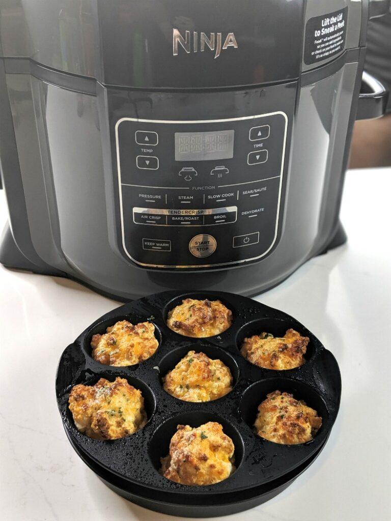 air fryer cheddar bay biscuits