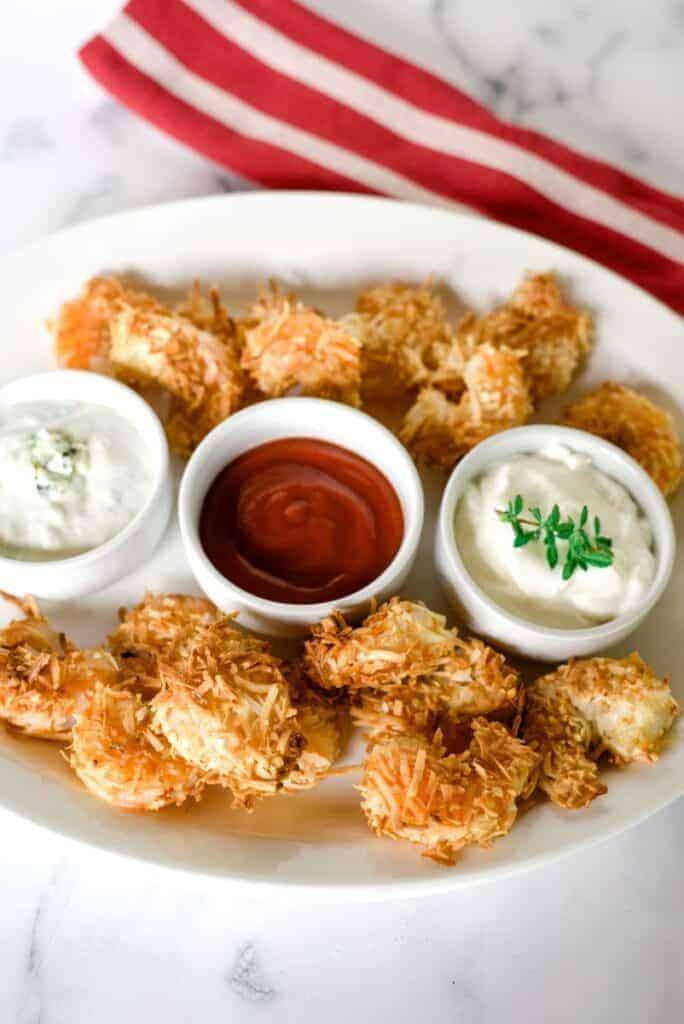 airy fryer crunchy shrimp