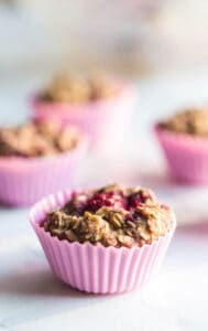 Protein Oatmeal Cups