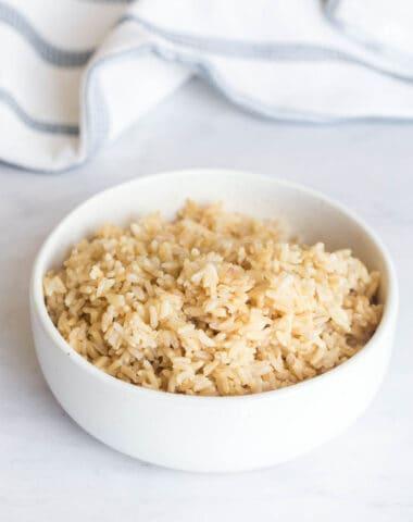ninja foodi brown rice recipe