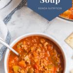healthy pepper soup