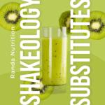 shakeology substitutes