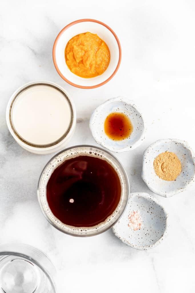 ingredients to make psl